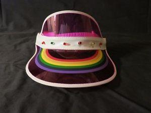led visor